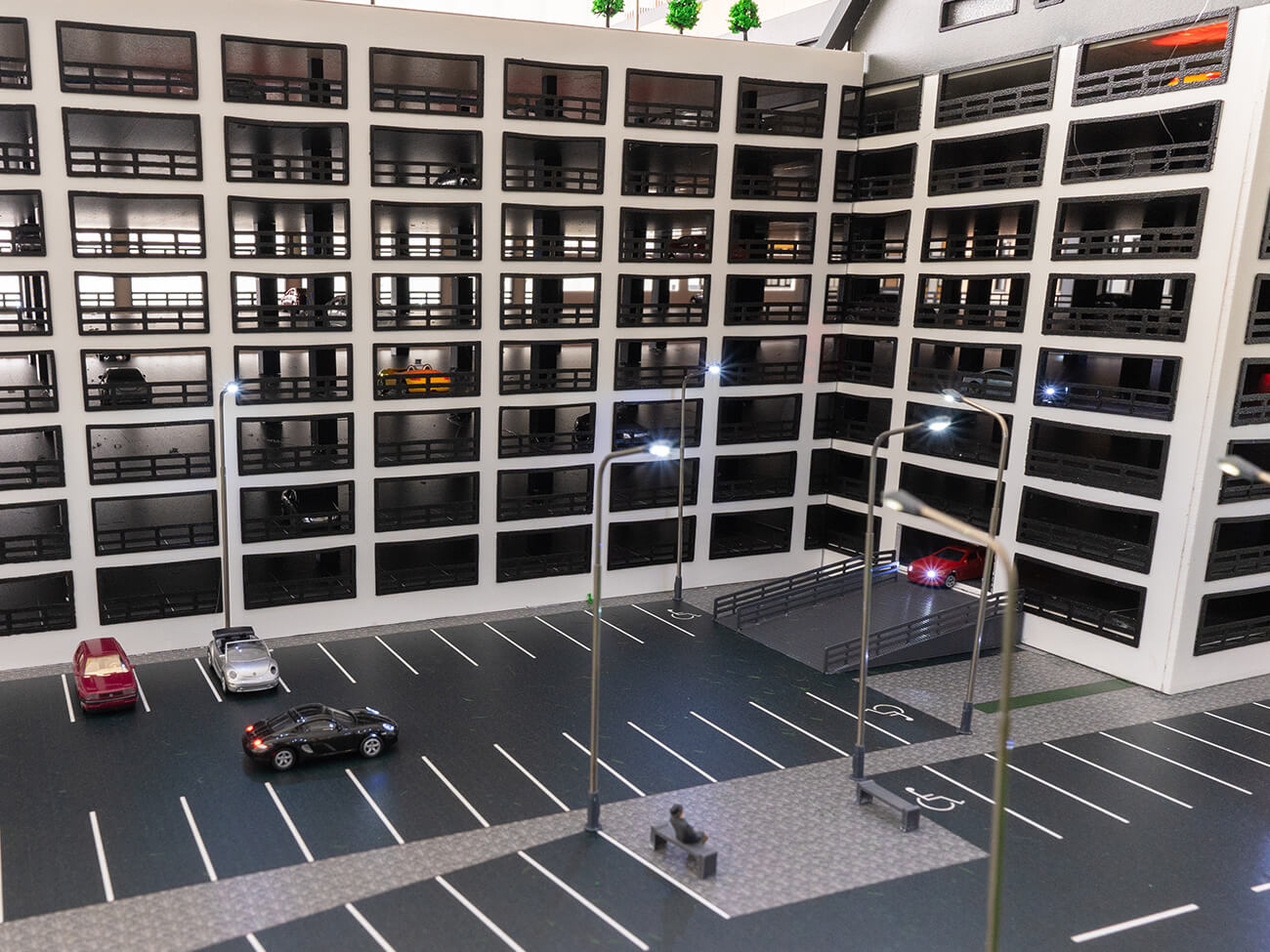 machete arhitecturale  3d la scara  iasi